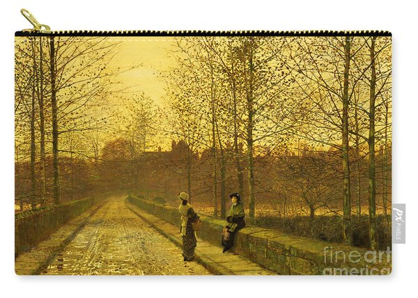 In The Golden Gloaming Carry-all Pouch
