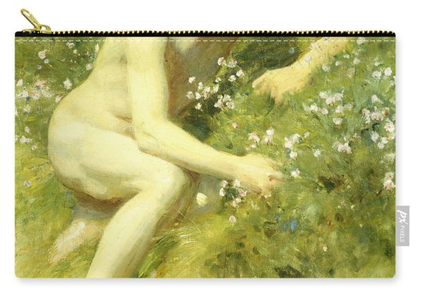 In The Meadow Carry-all Pouch