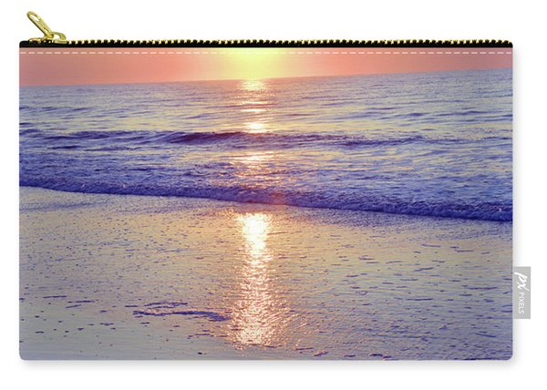 In The Morning Light Everything Is Alright Carry-all Pouch