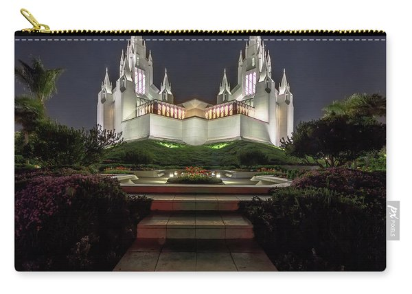 In The Name Of Their Faith Carry-all Pouch