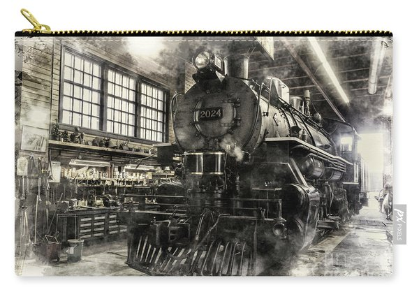 In The Roundhouse Carry-all Pouch