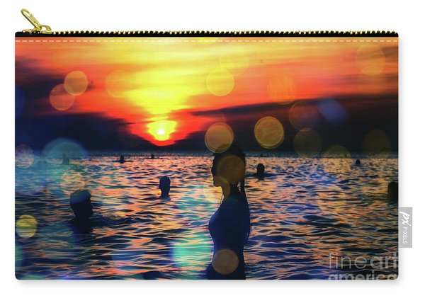 In The Water Carry-all Pouch