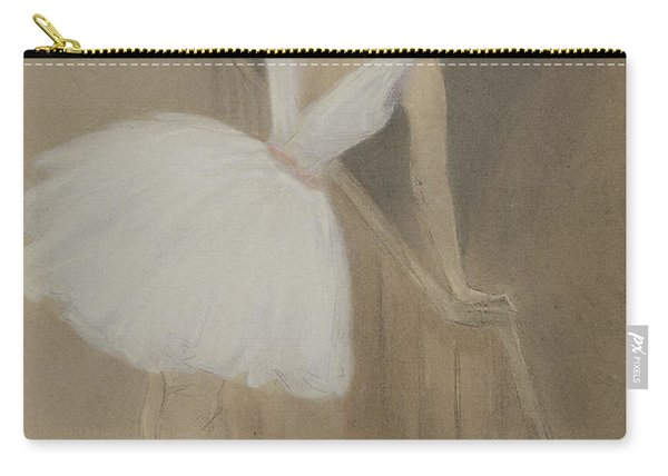 In The Wings Carry-all Pouch
