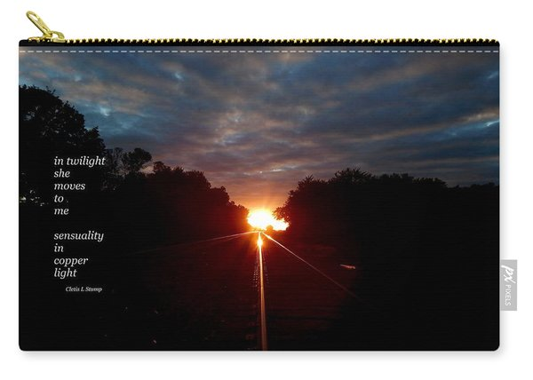 In Twilight Carry-all Pouch