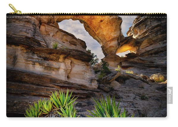 Inch Worm Arch Carry-all Pouch