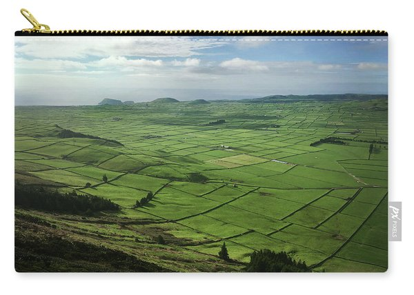 Incide The Bowl Terceira Island, Azores, Portugal Carry-all Pouch