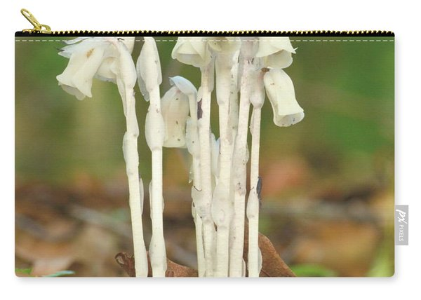 Indian Pipes Carry-all Pouch