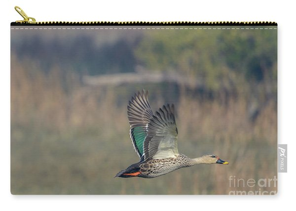 Indian Spot-billed Duck 03 Carry-all Pouch