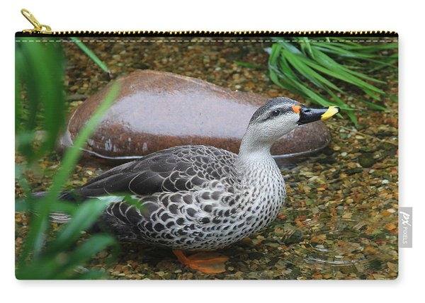 Indian Spot-billed Duck Carry-all Pouch