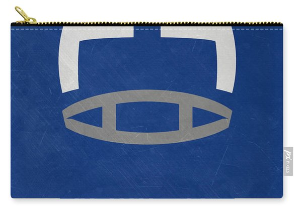 Indianapolis Colts Vintage Art Carry-all Pouch