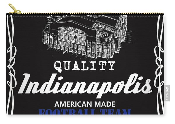 Indianapolis Colts Whiskey Carry-all Pouch