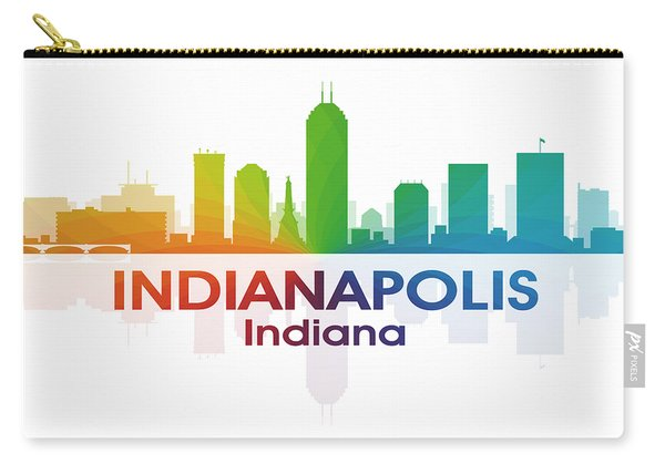 Indianapolis In Carry-all Pouch