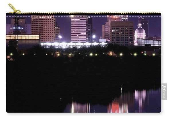 Indianapolis Quarter Moon Night Carry-all Pouch