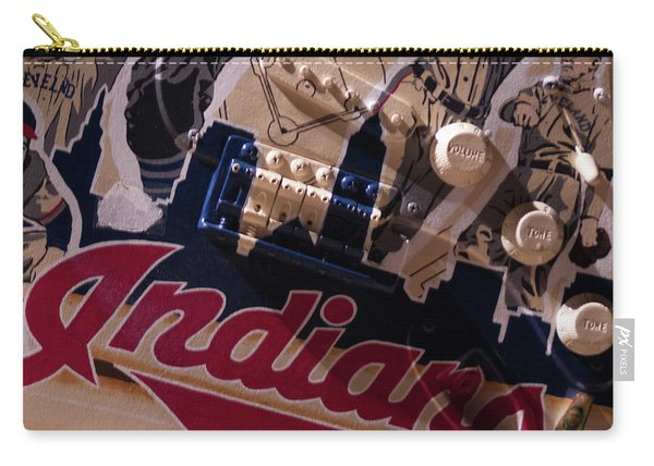 Indians Rock Carry-all Pouch