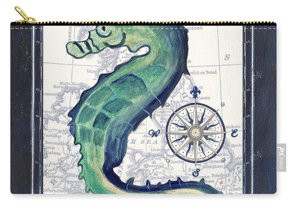Indigo Maritime 2 Carry-all Pouch