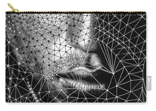 Individuality Of The Self Carry-all Pouch