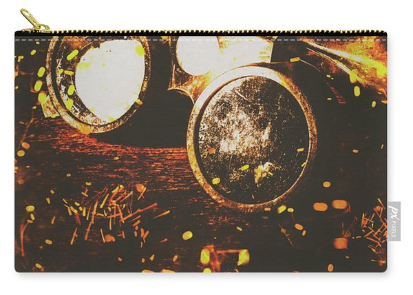 Industry Of Artistic Creations Carry-all Pouch