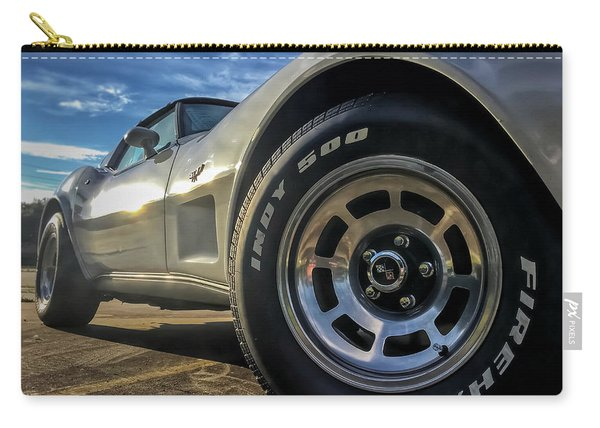 Indy 500 Color Carry-all Pouch