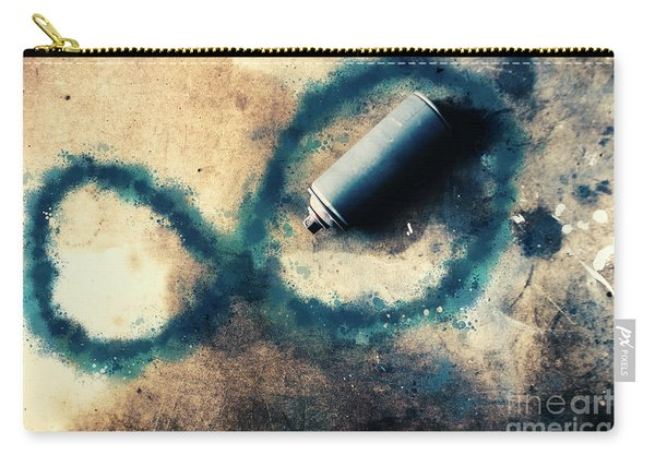 Infinity And Forever  Carry-all Pouch
