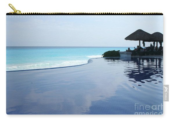 Infinity Pool Carry-all Pouch