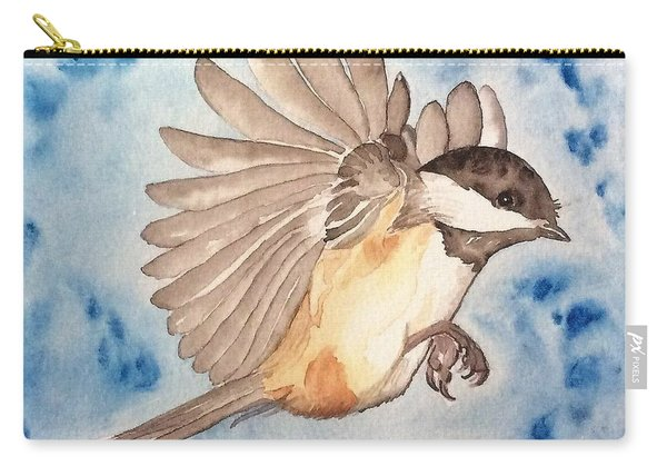 Inflight - Cropped Carry-all Pouch