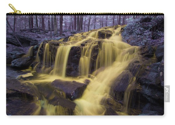 Carry-all Pouch featuring the photograph Infrared Dream by Brian Hale