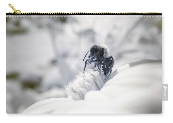 Carry-all Pouch featuring the photograph Infrared Proboscis 3 by Brian Hale