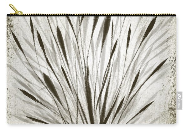 Ink Grass Carry-all Pouch