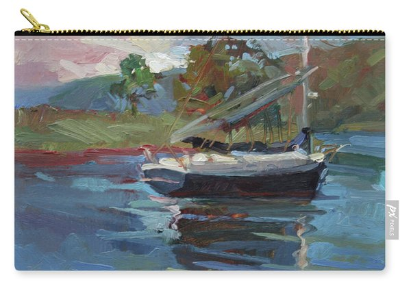Inland Bay - Catalina Island Carry-all Pouch