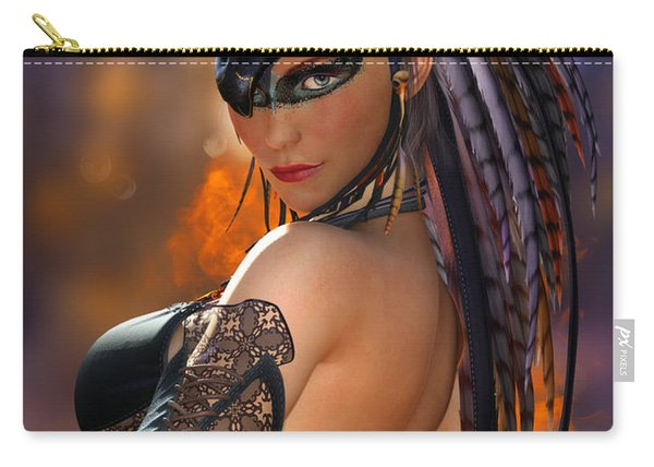 Inner Flame Carry-all Pouch