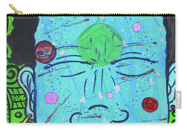 Inner-stellar Space Carry-all Pouch