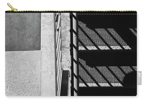Industrial Motif Carry-all Pouch