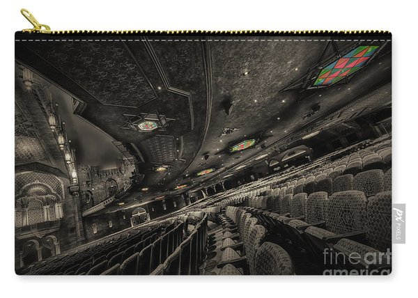 Inside Fox Theater Carry-all Pouch