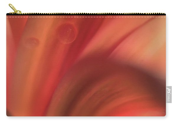 Inside Jupiter, Artists Rendition Carry-all Pouch