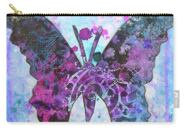 Inspire Butterfly Carry-all Pouch