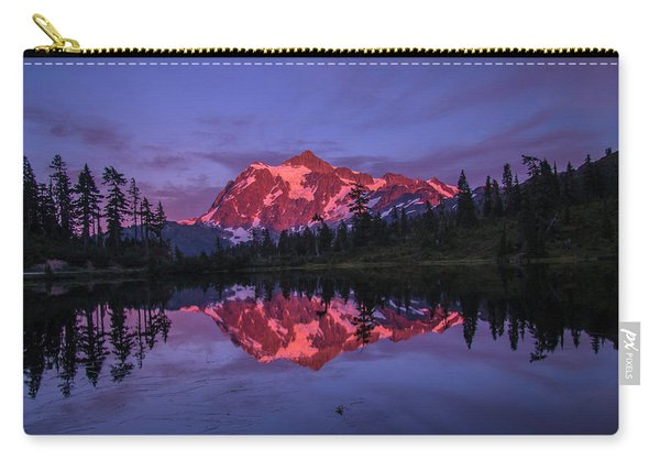Intense Reflection Carry-all Pouch