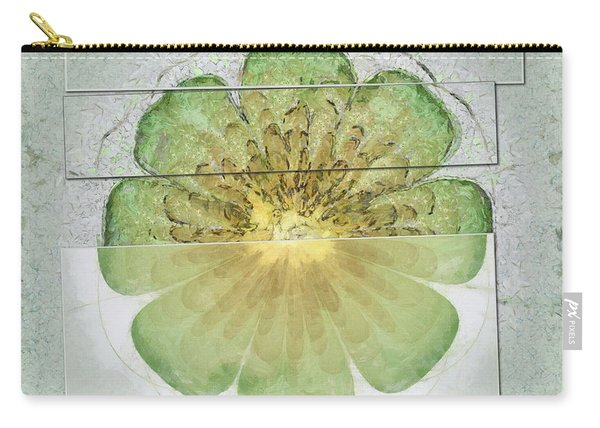 Intermeningeal Agreement Flowers  Id 16164-053239-04261 Carry-all Pouch