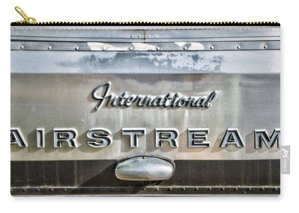 International Airstream Carry-all Pouch