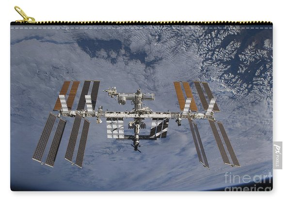 International Space Station Set Carry-all Pouch
