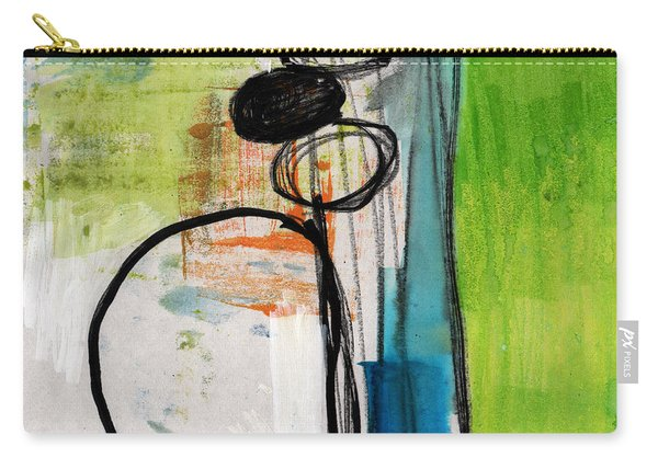 Intersections #34 Carry-all Pouch