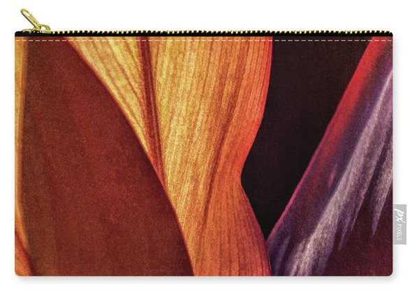 Interweaving Leaves I Carry-all Pouch