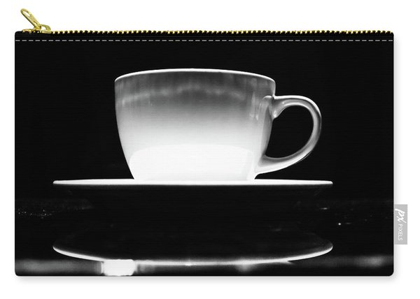 Intimidating Cup Of Coffee Carry-all Pouch