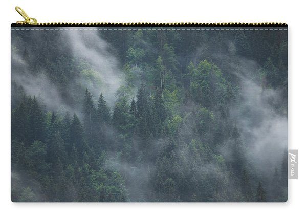 Into Deep Forest Carry-all Pouch