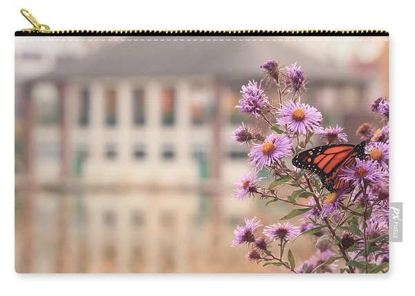 Into The Asters Carry-all Pouch