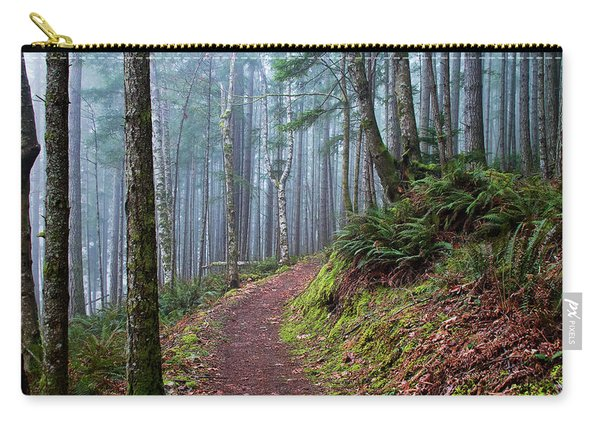Into The Misty Forest Carry-all Pouch