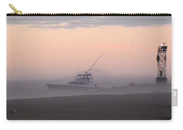 Into The Pink Fog Carry-all Pouch