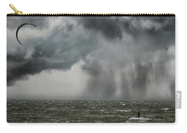 Into The Storm Carry-all Pouch