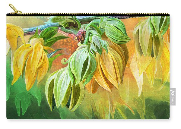 Intoxicating Ylang Ylang Carry-all Pouch