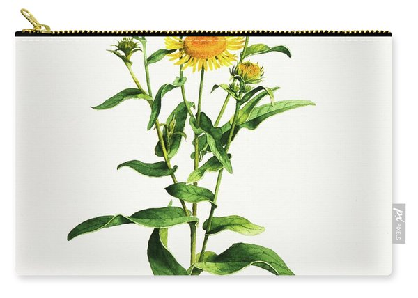 Inula Carry-all Pouch