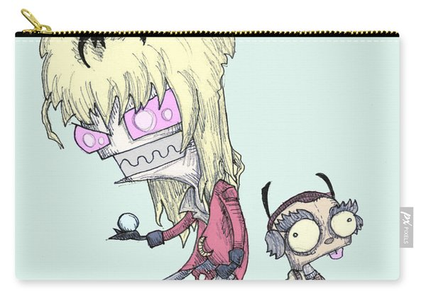 Invader Goblin King Carry-all Pouch